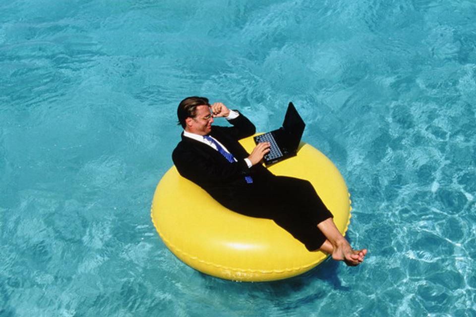 Как научиться бухгалтеру отдыхать?